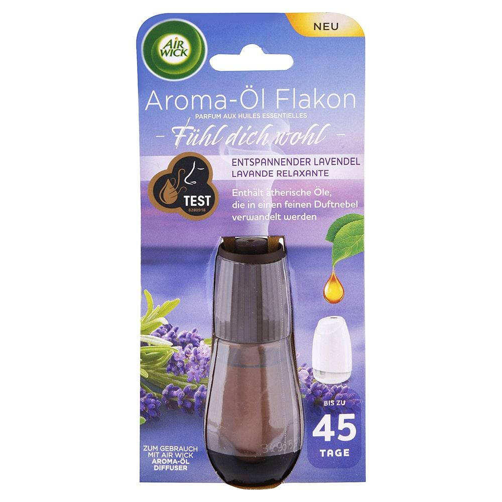 Levně AIR WICK Aroma náhradní olej do difuzéru Levandule 20 ml