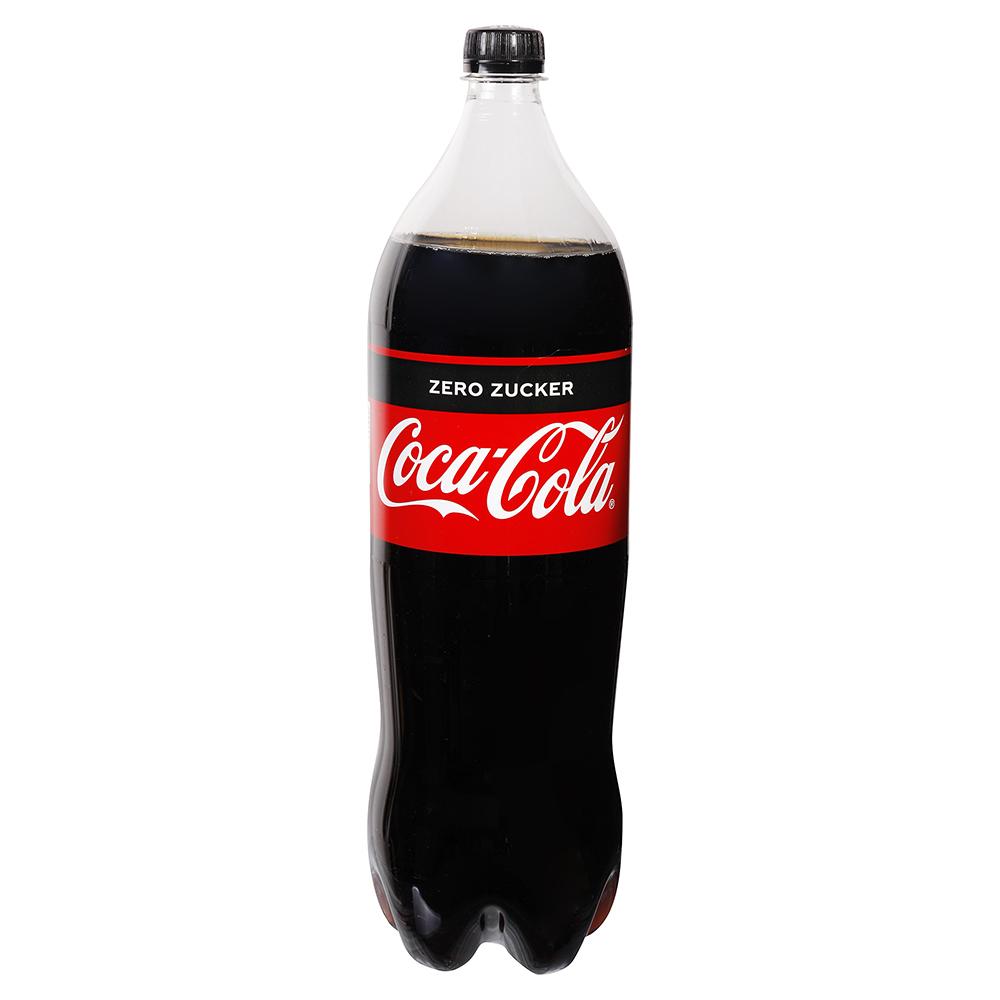 Levně Coca Cola Zero 2l