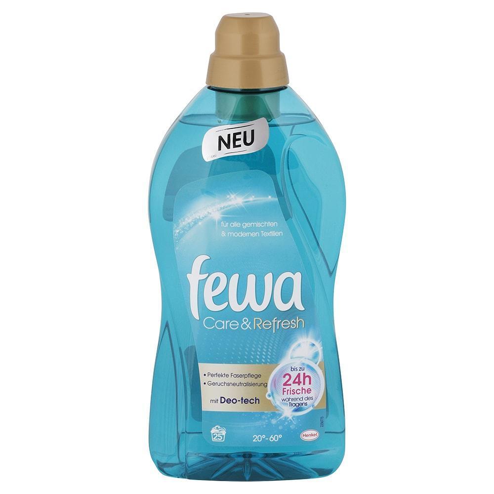 Levně FEWA Care & Refresh gel na praní 1,38 l / 23 praní